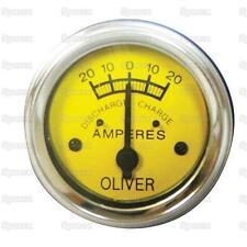 Oliver Tractor Ammeter Ampere Gauge 440 660 44 55 66 77 88 incl. Super 1HA7353
