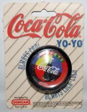 New Old Stock 1997 Duncan 'Always' Coca-Cola Trick Yo-Yo ~102