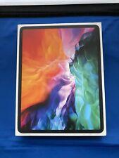 Apple iPad Pro 4th Gen. 256GB, Wi-Fi, 12.9 in - Grey Apple Warranty Until 07/21