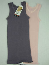 Bonds Baby Newbies 2 Pack Baby Vest Singlets Sizes 000 00 0 1 Colour Purple Pink 0
