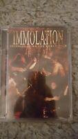 IMMOLATION - BRINGING DOWN THE WORLD TOUR DVD