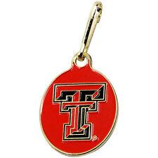 NEW! Texas Tech Red Raiders Gym Bag, Luggage, Jacket, Purse Zipper Pull