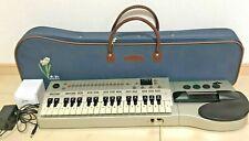 [ Near Mint ] Suzuki Waraku III Tes-371s Elektrisch Mundharmonika Taishogoto