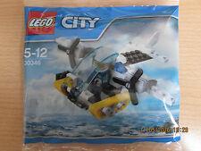 LEGO 30346 PRISON Island Elicottero sacchetto di plastica con minifigura NUOVO e SIGILLATO
