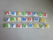 Leap Frog Replacement Letters Upper Case Small Tile Missing H M & P
