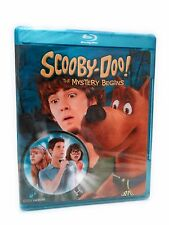 NEW ~ Scooby-Doo: The Mystery Begins (Blu-ray/DVD, 2009, 2-Disc Set)