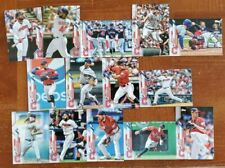 2020 Topps Series 1 & Series 2 - Cleveland Indians Team Set - 25 cards