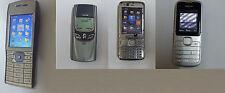 Job Lot 10X Retro Nokia & 1 SonyEricsson Mobile Phones Working Order *Bargain*
