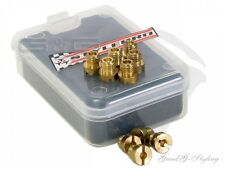 Vergaserdüsen Set Hauptdüsen Düsen Vergaser Dellorto 6mm 10 Stück 88-110