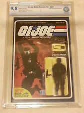 GI Joe Real American Hero #215 CBCS 9.8 NM/MT Snake Eyes Action Figure Variant