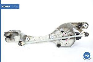 04-07 Jaguar XJ8 Vanden Plas Windshield Wiper Motor 2W9317500AK OEM