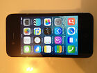 Apple iPhone 4 - 8GB - Black (Factory Unlocked) Smartphone