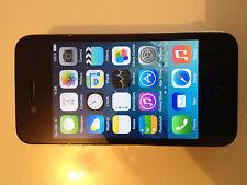 Apple iPhone 4 - 8GB Black FACTORY UNLOCKED Excellent Seller refurbished