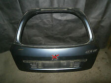 PEUGEOT 407 SW ESTATE MK1 2004 TAILGATE PANEL GREY EZWD ( NO GLASS )