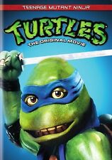 Teenage Mutant Ninja Turtles: The Original Movie (DVD,1990)