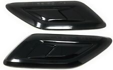2014-2020 Range Rover Sport Hood Air Vent Bonnet Molding Black Right and Left