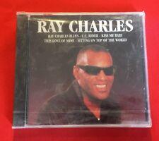 RAY CHARLES BLUES CC RIDER KISS BABY LOVE OF MINE 2001 CD97150 TRÈS BON ÉTAT CD