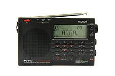 TECSUN PL660 (Black) PLL FM/Stereo MW LW SW SSB AIR Band << ENGLISH VERSION >>