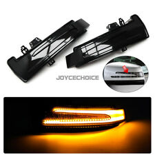 LED Dynamic Turn Signal Mirror Light For Benz A B C E Class W176 W246 W212 W204
