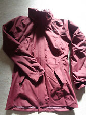 The North Face New Triclimate 2 hooded womens sample jacket coat Size M NEW+TAGS
