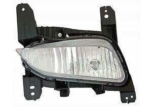 fit BUICK ENCORE 2017-2020 LEFT DRIVER FOG LIGHT DRIVING BUMPER LAMP NEW CAPA