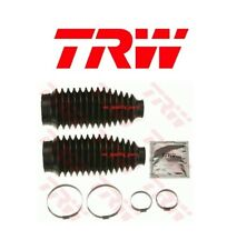 TRW VW SHARAN FORD GALAXY SEAT ALHAMBRA 2 X STEERING RACK BOOT BOOTS LEFT RIGHT