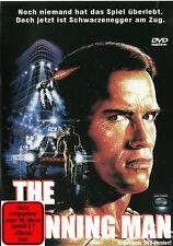 The Running Man , 100% uncut , digital remastered , DVD , new , Schwarzenegger