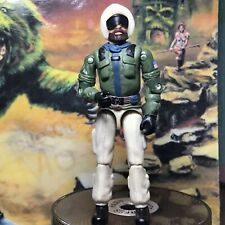 2003 Hasbro GI Joe FROSTBITE v7 Figure | Snow Cat Driver | Toys R Us Exclusive