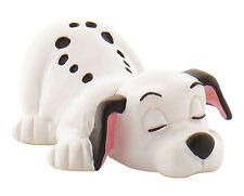 101 Dálmatas Lucky Perro Estatuilla-Disney Bullyland Juguete Figura Cake Topper
