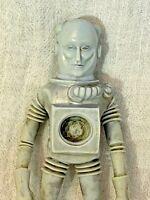 1968 Colorforms Colorform Alien Outer Space Men Electron+ Vintage Matt Mason