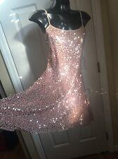 Calvin Klein Sequence Party Dress Sz 8