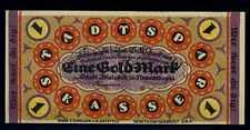 1Goldmark 1923 Aushilfsschein siehe Beschreibung (103965)