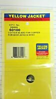 YELLOW JACKET TUBE CUTTER REPLACEMENT WHEEL Part# 60100 For Model 60101 & 60102