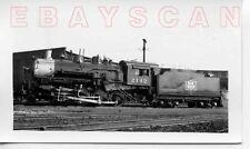7K978 RP 1938 CRI&P ROCK ISLAND RAILROAD 2-8-0  ENGINE #2142 EL RENO OK
