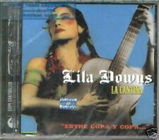 LILA DOWNS LA CANTINA ENTRE COPA Y COPA SEALED CD NEW