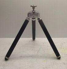 "Vintage Camera Tripod Bilora Model Biloret 1017 - Extends from 10.5"" to  45"""
