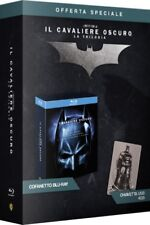 Batman Cav. Oscuro trilogia + USB 4GB Blu-Ray - totalmente in italiano