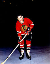 Lou Angotti Chicago Black Hawks 8x10 Photo