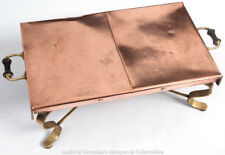 Antique Copper BAIN MARIE Food Warmer B&B Guesthouse Townshends Co Catering