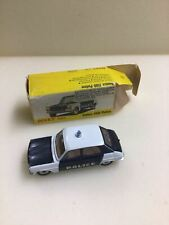 Vintage Dinky Toys 1450 - Simca 1100 Police Car - Made In Spain - Boxed.