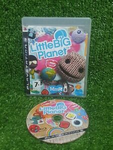 LITTLE BIG PLANET Adventure PS 3 Playstation 3 Video Game