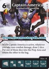 Captain America Symbol of Freedom #39 - Age of Ultron - Marvel Dice Masters