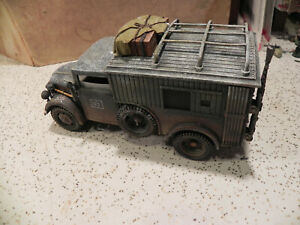 King & Country Retired   BBG023   Steyr 1500 Radio Truck