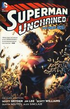SUPERMAN UNCHAINED (THE NEW 52 !) - DELUXE EDITION - Scott Snyder, Jom Lee a.o.