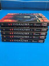 Lot Mangas Higanjima - 7 Titles in 1 to 5 a Complete - Koji Matsumoto
