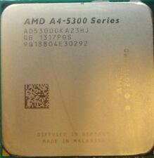 AMD  CPU A4 Series A4-5300 3.4GHz Socket FM2