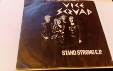 """VICE SQUAD - STAND STRONG STAND PROUD  7"""" VINYL EP PS"""