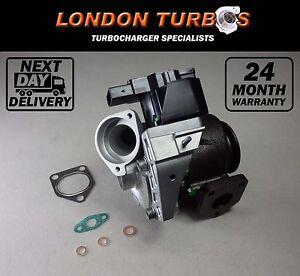 Turbocharger Turbo 49135-05671 E90 BMW 320D 120D 163HP  M47TU2D20 + GASKETS+