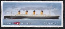 Canada 2012 #2538i Titanic - MNH