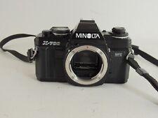 Minolta X-700 MPS SLR 35mm Film Camera Body Only Japan